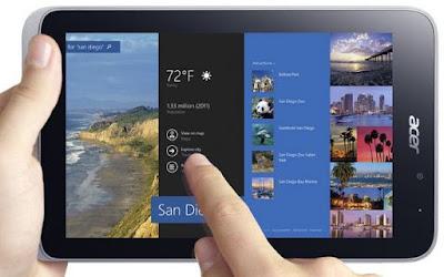 Daftar Harga Tablet Acer Dengan Berbagai Tipe