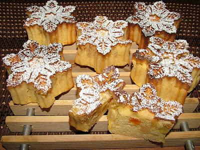 Muffinki z suszonymi owocami