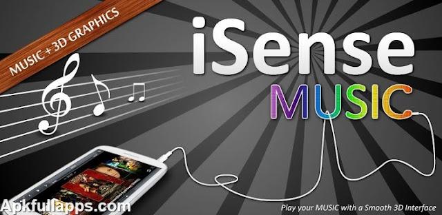 iSense Music - 3D Music Player v1.008