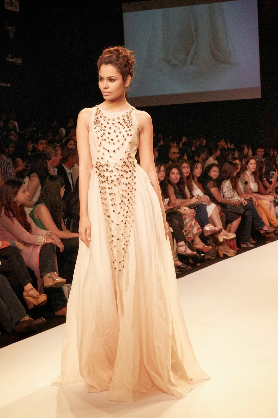 JADE by Karishma and Monica at Lakme Fashion Week Summer/Resort 2014