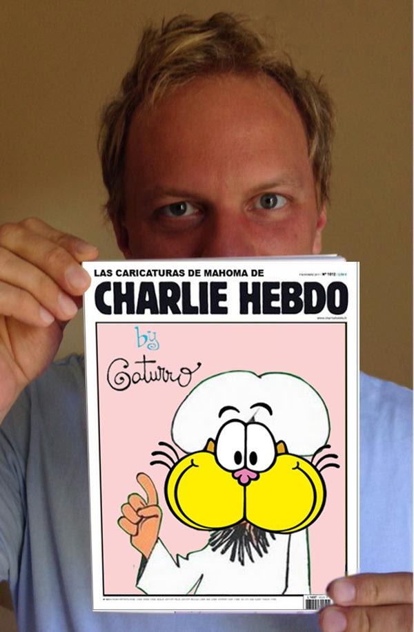 Nik Charlie Hebdo Mahoma