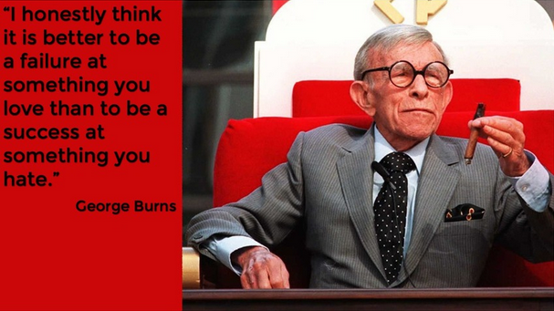 George Burns - Find On Web
