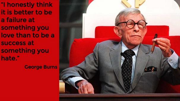 George Burns - Find On Web