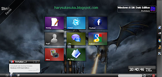 Free Download Template Windows 8 Full Versi