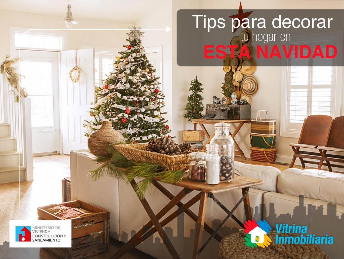Vitrina inmobiliaria tips para decorar tu hogar en esta for Consejos para decorar tu hogar