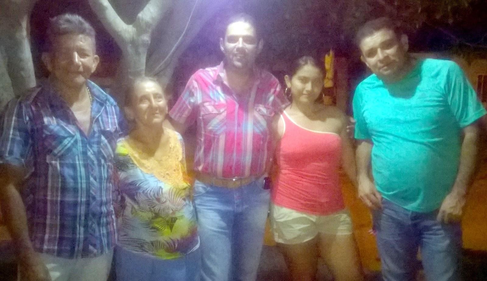 Audio | Francisco Cortés aspirante a la Gobernación y Daniel Bermúdez al Concejo visitan Chapinero-Cúcuta