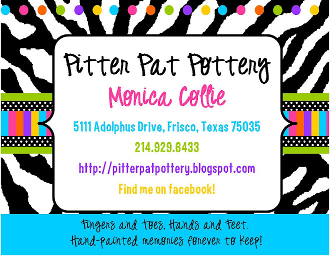 Pitter Pat Pottery