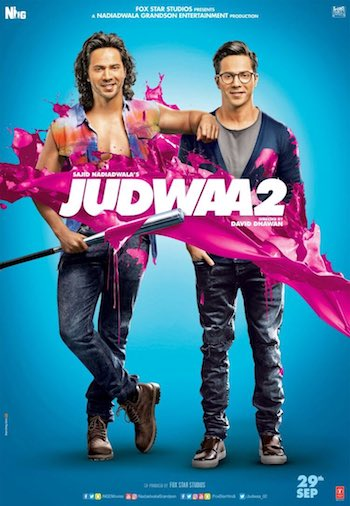 Judwaa 2 2017 Official Trailer 720p HD Download