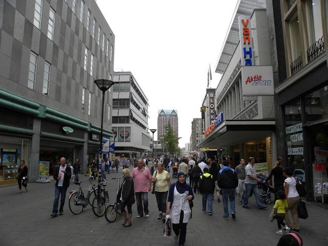 Beurstraverse Koopgoot Rotterdam