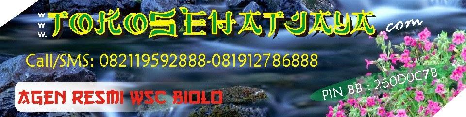 obat pelangsing alami wsc biolo