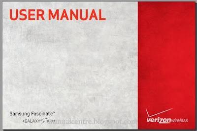 Samsung Showcase i500 manual cover