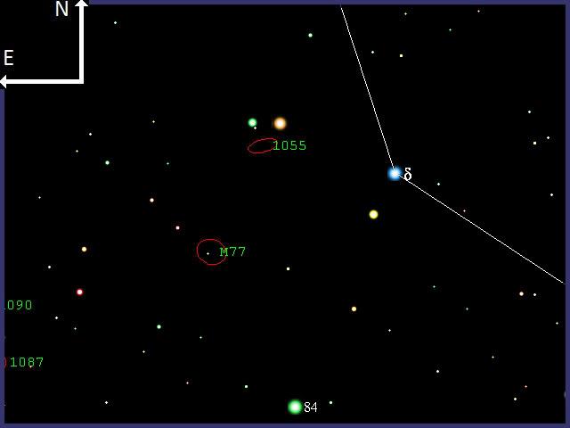 M77  y  NGC1055 M77-02