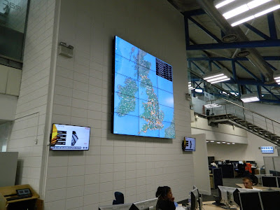 Display Solutions, RAC, Sabercom, Video wall, digital signage, displays