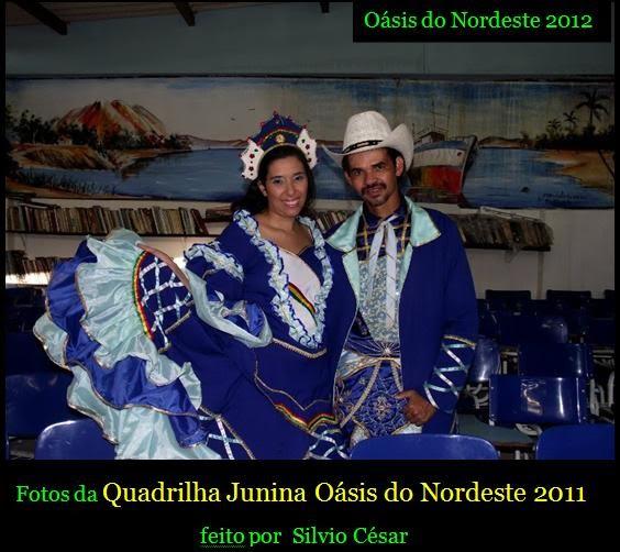 Nataly e Silvio Oásis do Nordeste