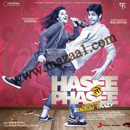 Hasee Toh Phasee (2014) Hindi Songs Download Doregama SongsPk