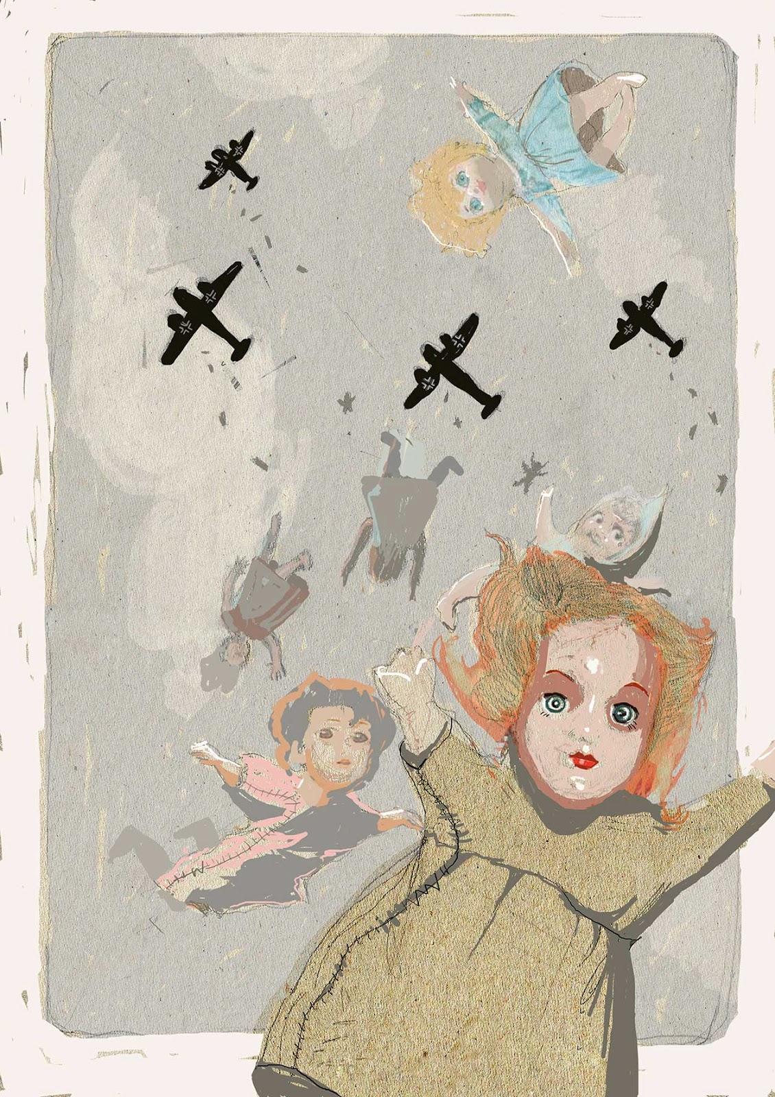 bombowe lalki opowieści praga gada 2013 Urbaniak komiks dzieci retrobombowe lalki opowieści praga gada 2013 Urbaniak komiks dzieci retro