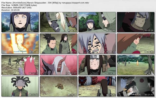 Naruto Shippuden Episode 304