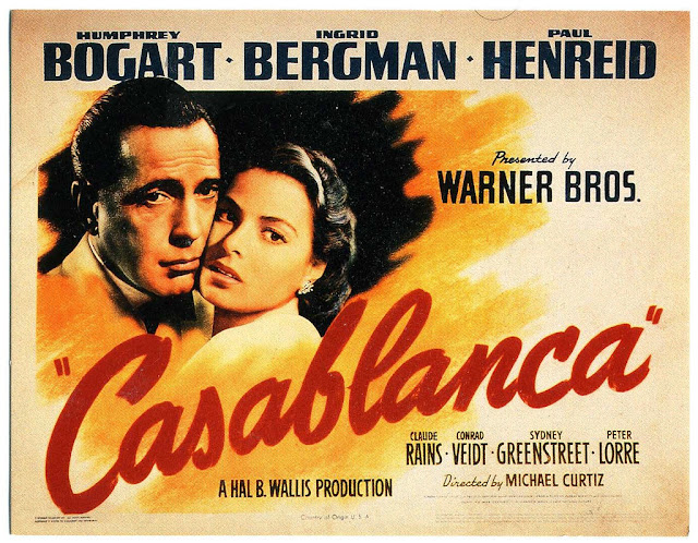 Flashback Summer: Casablanca Week