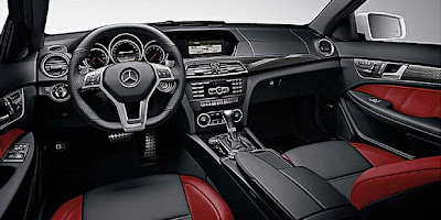mercedes benz amg interior