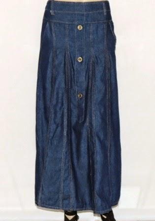 Rok Jeans Harga Grosir RM323