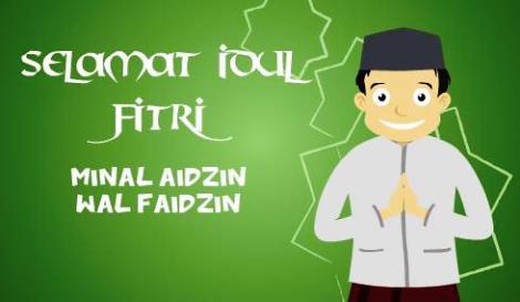 Selamat Idul Fitri 1434 Hijriah,mohon maaf lahir dan batin...
