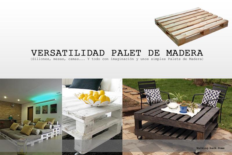 By sandra versatilidad palet de madera - Madera de palet ...