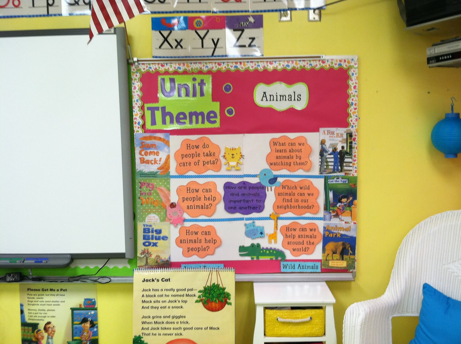Classroom Decoration Ideas Questions : Life in first grade classroom decorating day four