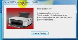 Error 5011