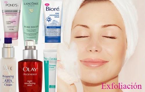 exfoliantes para la piel
