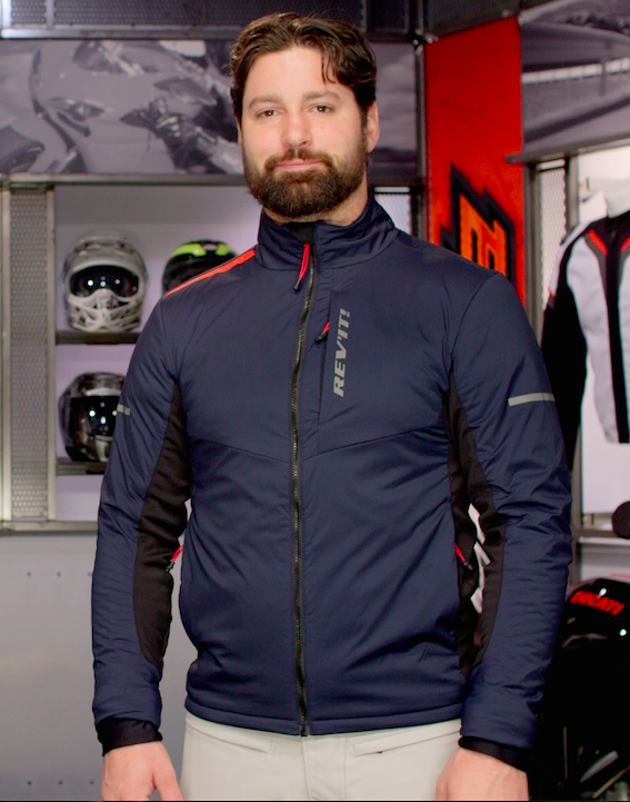 REV'IT! Climate Motorcycle Jacket