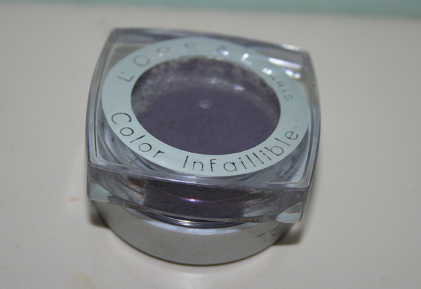 uk beauty blog loreal color infallible