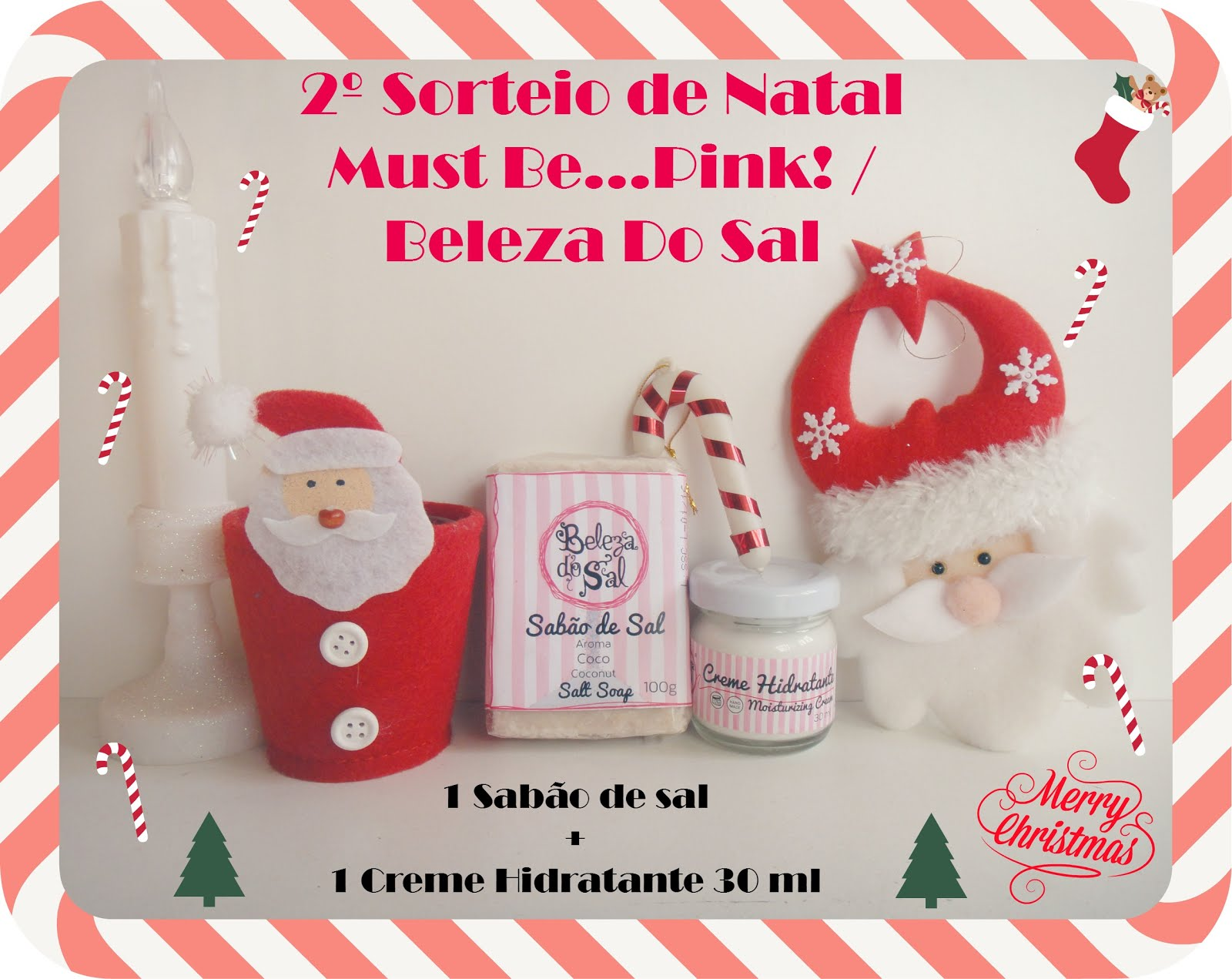 2º Sorteio de Natal - Beleza do Sal