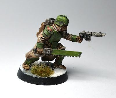 Death Korps of Krieg Genadier