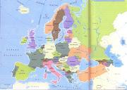 Europa. Capitales de Europa Para que las vayas estudiando ya. (europ)