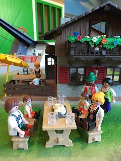 Les chroniques germaniques de Flo Bretzel - Balade au Playmobil FunPark en Allemagne