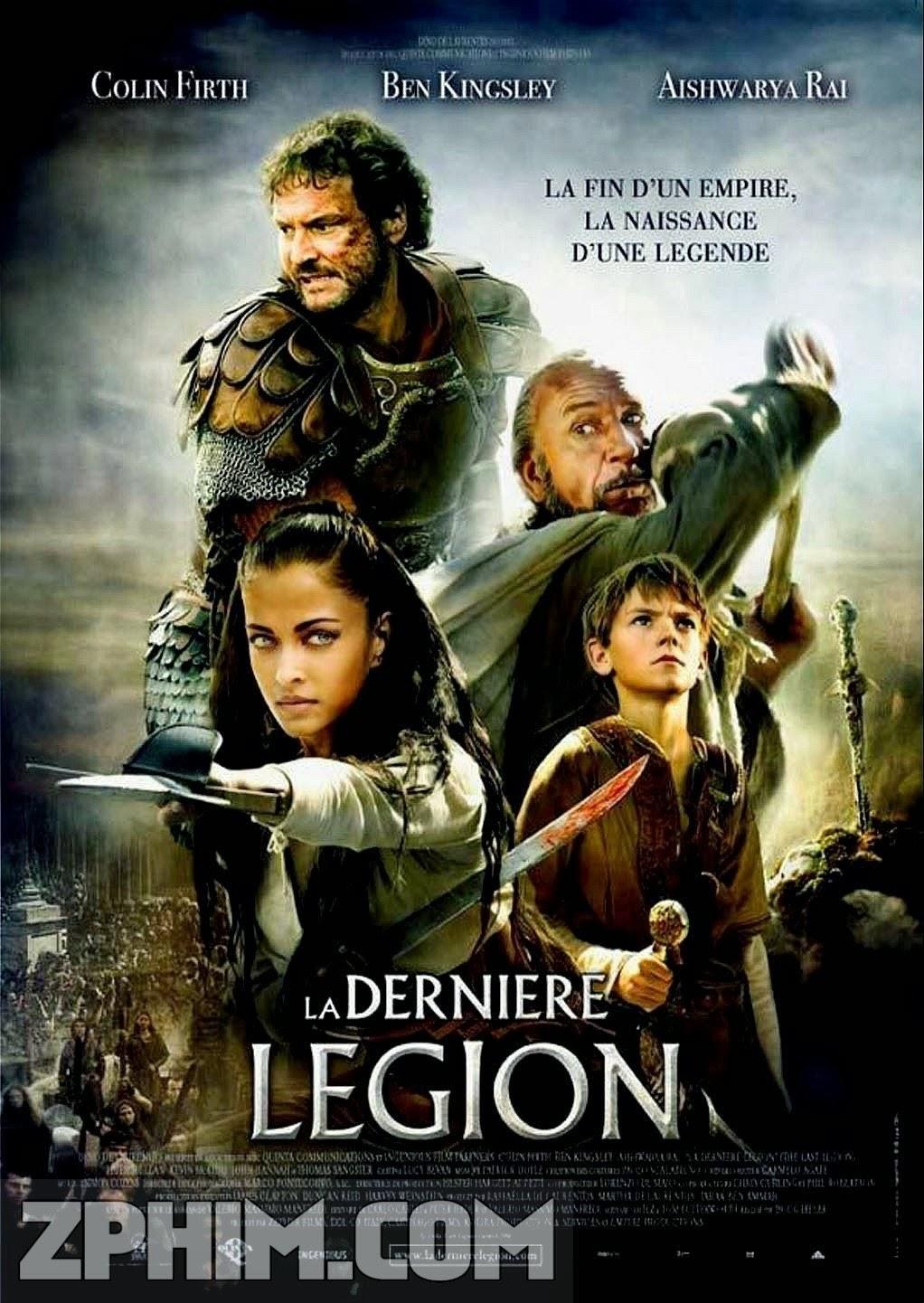 Đạo Binh Cuối Cùng - The Last Legion (2007) Poster