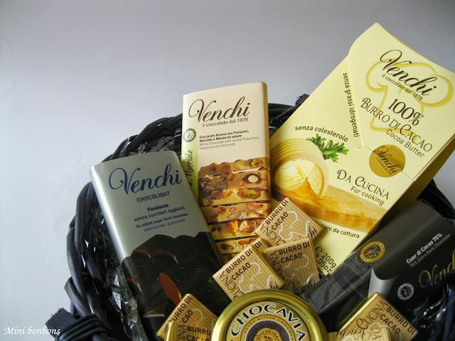 collaborazione con cioccolato venchi • partnership with venchi chocolate
