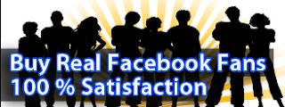 Jasa Like / Menambah Fans di Fanspage Facebook 100% REAL Manusia