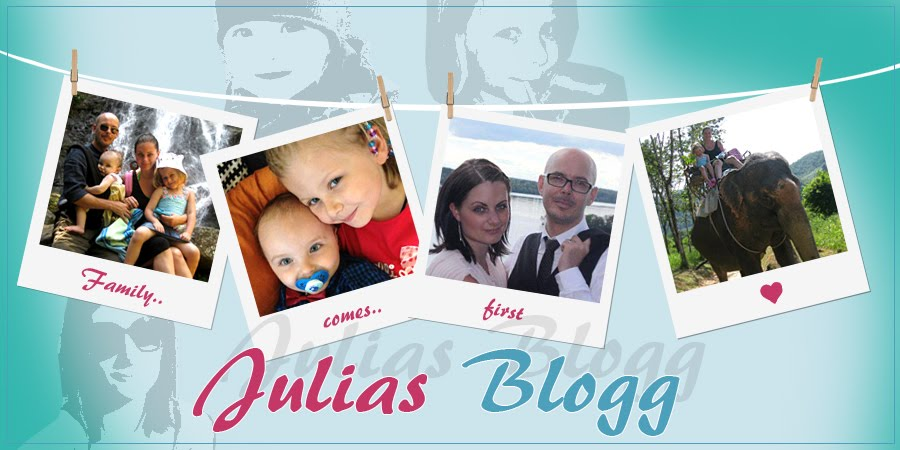 Julias Blogg