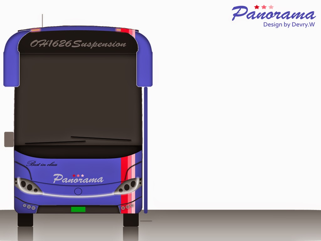 Design bus Panorama 3 star