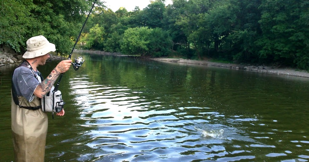 Illinois wisconsin fishing fox river illinois smallmouth for Fishing in wisconsin