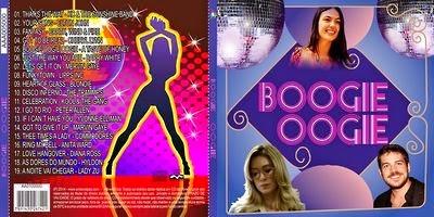 Trilha Sonora Novela Boogie Oogie CD 2014
