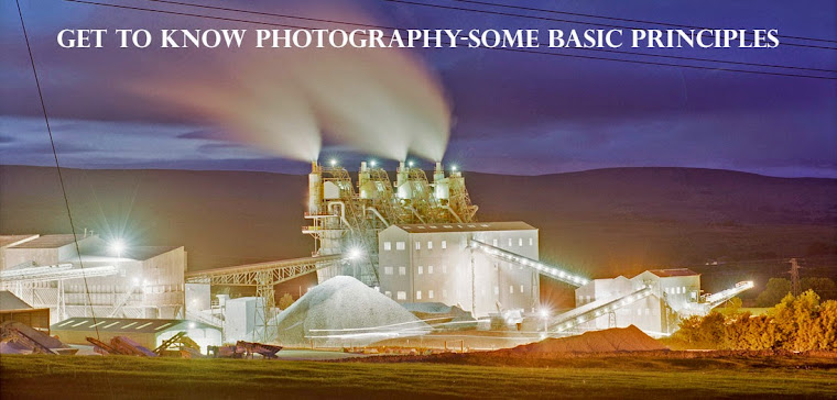 Get to Know Photography - Some Basic Principles