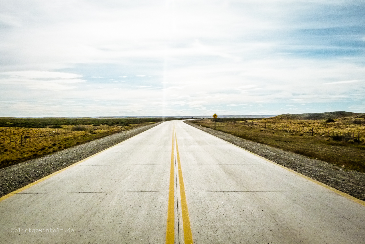 Ruta 255, Magellan, Feuerland