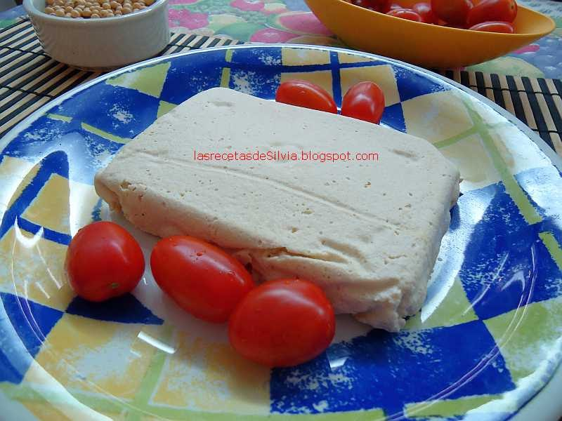 Las recetas de silvia receta de tofu como preparar tofu - Como se cocina el tofu ...