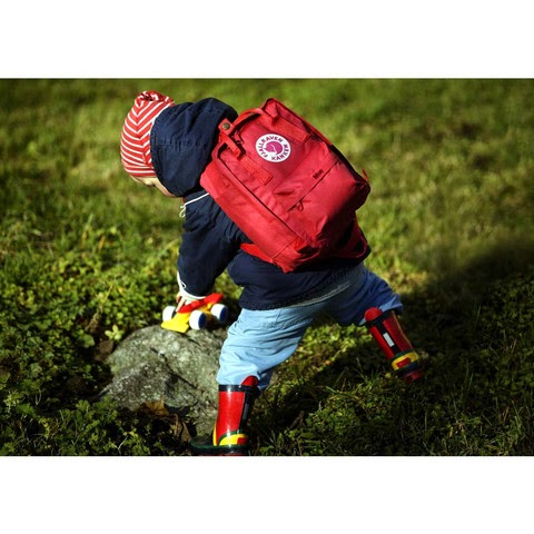 Kanken toddler bag