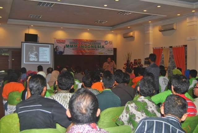 MMM Indonesia-Arisan Berantai dari Rusia