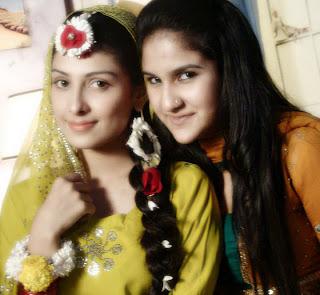 Anoushay Abbasi sister