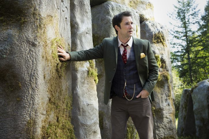 The Librarians - Episode 1.01 - The Crown of King Arthur - Promotional Photos + Cast Photos
