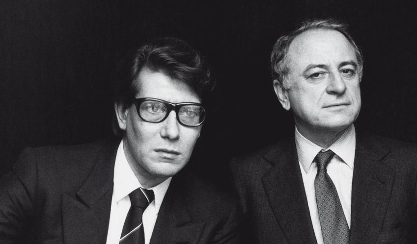Best fashion documentaries / L'Amour Fou: Yves Saint Laurent & Pierre Berge / via fashionedbylove.co.uk british fashion blog